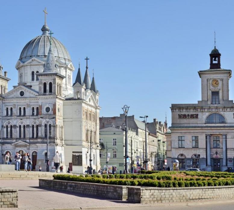 Plac Wolności, Łódź