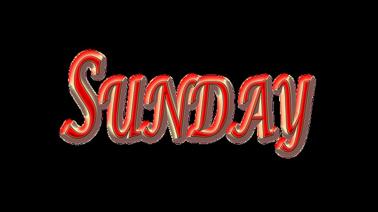 wolne niedziele